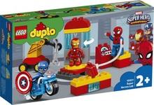 Конструктор LEGO Лаборатория супергероев (10921)