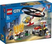 Конструктор LEGO Пожарный спасательный вертолёт (60248)