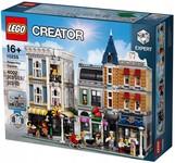 Конструктор LEGO Городская площадь (10255)