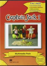 Captain Jack 1 Multimedia Pack