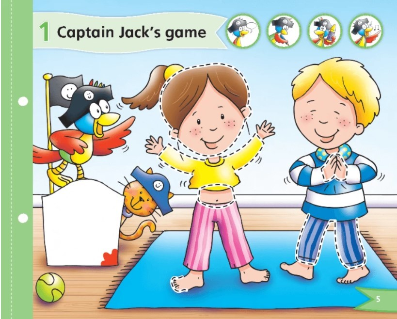 "Купить книгу ""Captain Jack 1 Pupil's Book Pack"""