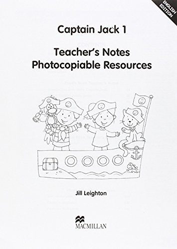 "Купить книгу ""Captain Jack 1 Teacher's Notes"""