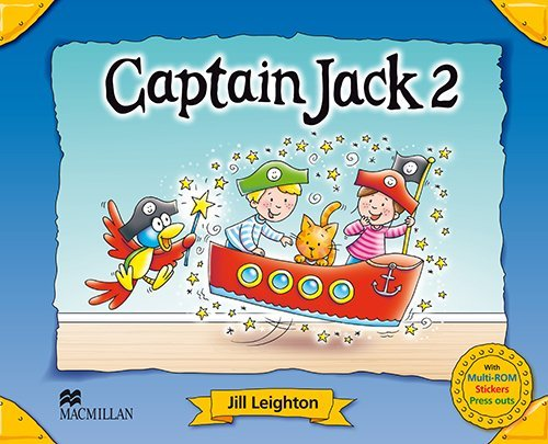 "Купить книгу ""Captain Jack 2 Pupil's Book Pack"""