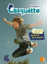 Casquette 1 Méthode de français - Livre de l'élève