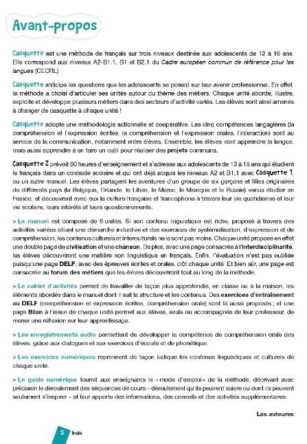 """Купить книгу """"Casquette 2 Сahier d'activités"""""""