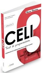 Celi 3 Test di preparazione con CD audio