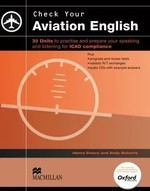 Check Your Aviation English with Audio CDs
