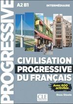 Civilisation Progressive du Français 2e Édition Intermédiaire avec CD audio