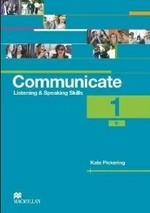 Communicate: Listening and Speaking Skills 1 Coursebook