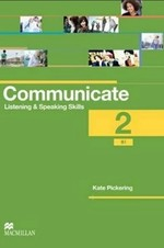 Communicate: Listening and Speaking Skills 2 Coursebook