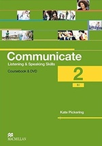 Communicate: Listening and Speaking Skills 2 Coursebook with DVD