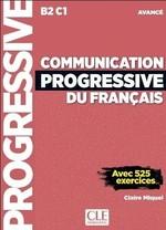 Communication Progressive du Français 2e Édition Avancé Livre avec CD audio et Livre-web