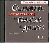Communication Progressive du Francais des Affaires Audio CD