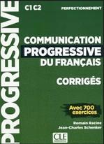 Communication Progressive du Français Perfectionnement Corrigés