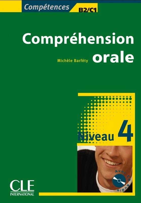 """Купить книгу """"Compétences: Compréhension оrale 4 avec CD audio"""""""