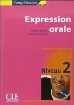 Compétences: Expression orale 2 avec CD audio