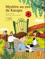 Mystère au zoo de Karapo avec audio en ligne