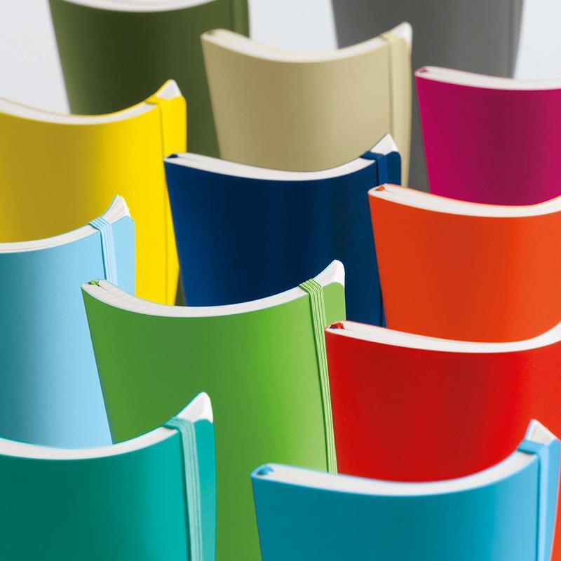Блокнот Leuchtturm1917 Paperback Лимонный Чистые листы (358304) - купить и читать книгу