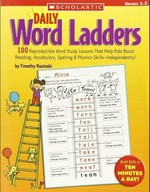 Daily Word Ladders Grades 2–3