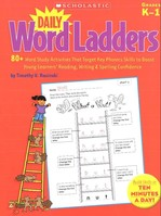 Daily Word Ladders Grades K–1