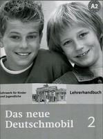 Das Neue Deutschmobil 2. Книга для вчителя
