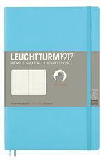 Блокнот Leuchtturm1917 Paperback Ледяной синий Точка (358312)