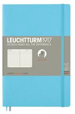 Блокнот Leuchtturm1917 Paperback Льодяний синій Лінія (358311)