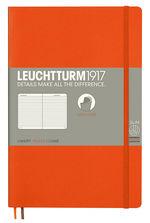 Блокнот Leuchtturm1917 Paperback Помаранчевий Лінія (358299)