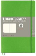Блокнот Leuchtturm1917 Paperback Свіжий зелений Чисті аркуші (358307)