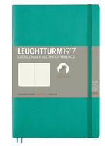 Блокнот Leuchtturm1917 Paperback Смарагдовий Крапка (358309)