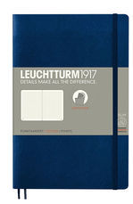 Блокнот Leuchtturm1917 Paperback Темно-синій Крапка (358318)