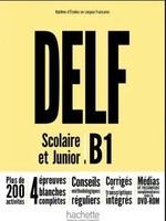 DELF Scolaire et Junior Nouvelle Edition B1 Livre avec DVD-ROM - купить и читать книгу