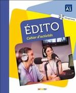 Édito A1 Cahier d'activités avec CD mp3 - купить и читать книгу
