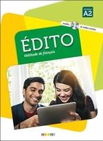 Édito A2 Livre avec CD audio et DVD - купить и читать книгу