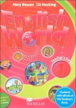 English World 1 Teacher's Book with Pupil's eBook