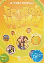 English World 3 Teacher's Guide with Pupil's eBook