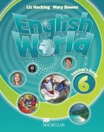 English World 6 Teacher's Guide with Pupil's eBook