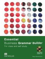 Business Grammar Builder with Audio CD