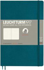 Блокнот Leuchtturm1917 Paperback Тихоокеанський зелений Крапка (359679)