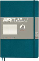 Блокнот Leuchtturm1917 Paperback Тихоокеанський зелений Лінія (359678)