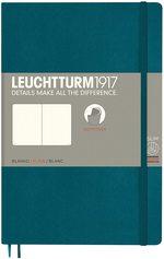 Блокнот Leuchtturm1917 Paperback Тихоокеанський зелений Чисті аркуші (359680)