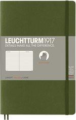 Блокнот Leuchtturm1917 Paperback Хакі Лінія (358320)