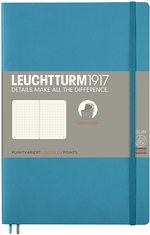 Блокнот Leuchtturm1917 Paperback Холодний синій Крапка (358315)