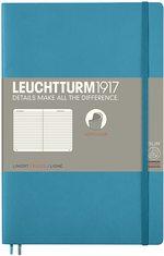 Блокнот Leuchtturm1917 Paperback Холодний синій Лінія (358314)