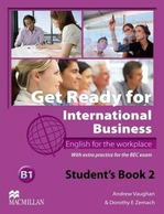 Get Ready For International Business with BEC practice 2 Student's Book
