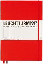 Блокнот Leuchtturm1917 MasterClassic Червоний Крапка (336404) - купити і читати книгу