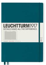Блокнот Leuchtturm1917 MasterSlim Тихоокеанський зелений Клітинка (359789) - купити і читати книгу