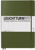 Блокнот Leuchtturm1917 MasterSlim Хакі Чисті аркуші (349265)