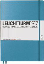 Блокнот Leuchtturm1917 MasterSlim Холодний синій Крапка (354758)