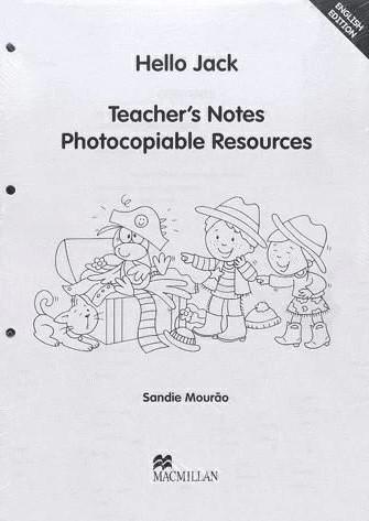 """Купить книгу """"Hello Jack Teacher's Notes"""""""